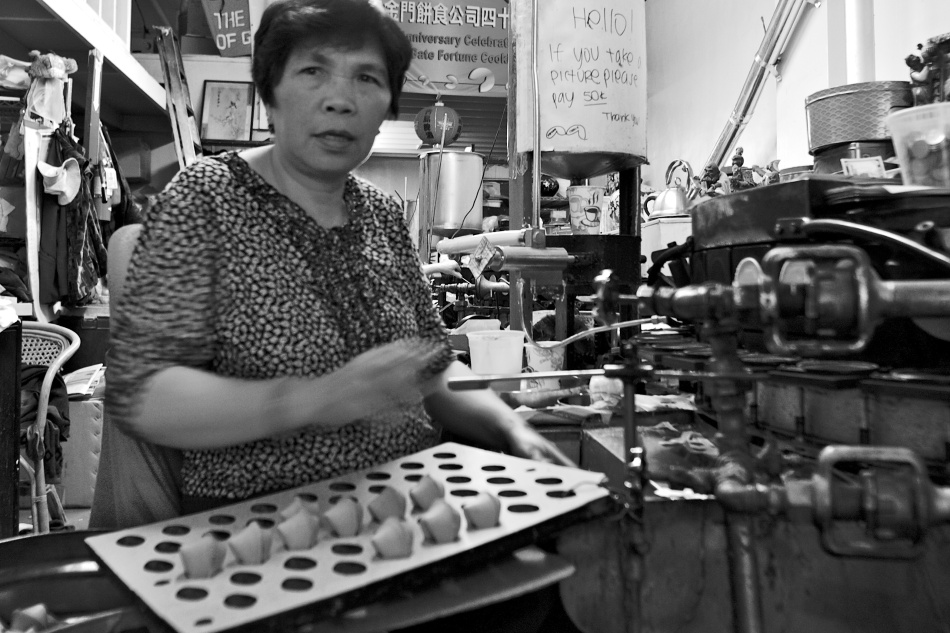 Fortune Cookie Factory, Chinatown